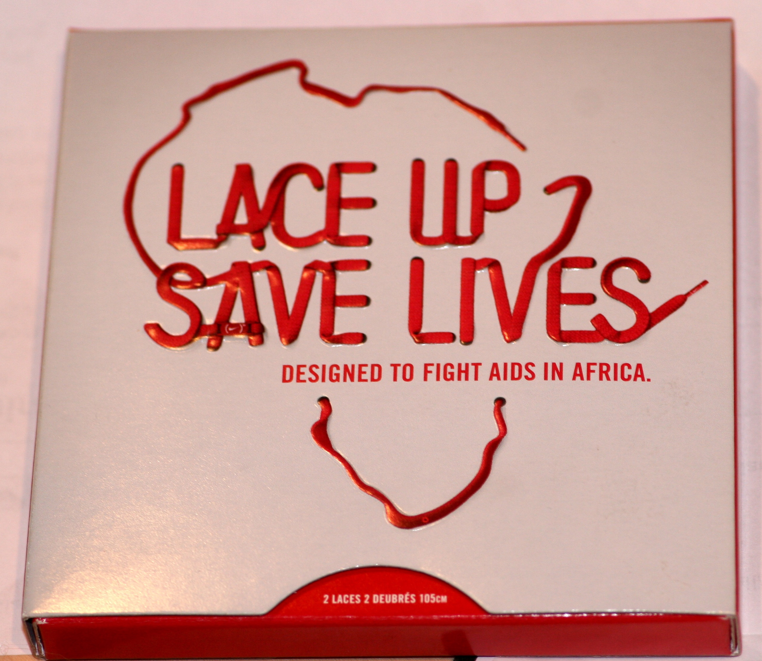 World AIDS Day and Red Laces