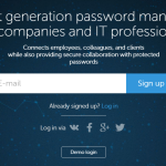 Passwork. Password manager for teams. Collaboration and password sharing